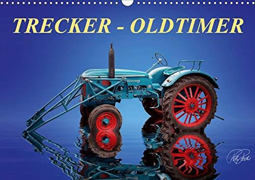 Trecker - Oldtimer (Wandkalender 2020 DIN A3 quer): Peter Roder - eine Sammlung seiner faszinierenden Bilder von nostalgischen Treckern (Monatskalender, 14 Seiten ) (CALVENDO Technologie)