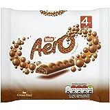 Aero Milk Chocolate Bar, 4 x 27g