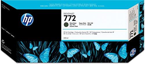 HP 772 matt schwarz Original Tintenpatrone