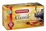 Teekanne Klassik Schwarztee 20 Beutel