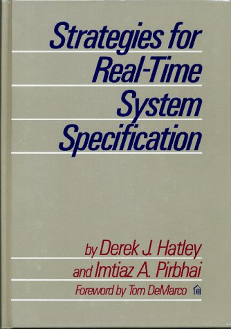 Strategies for Real Time System Specification