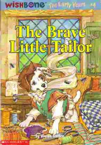 The Brave Little Tailor (Wishbone, The Early Years, #4)