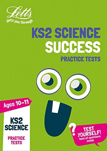 KS2 Science Practice Tests: Key Stage 2 (Letts KS2 Revision Success)