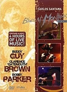 Carlos Santana Presents Blues At Montreux [DVD] [2006]