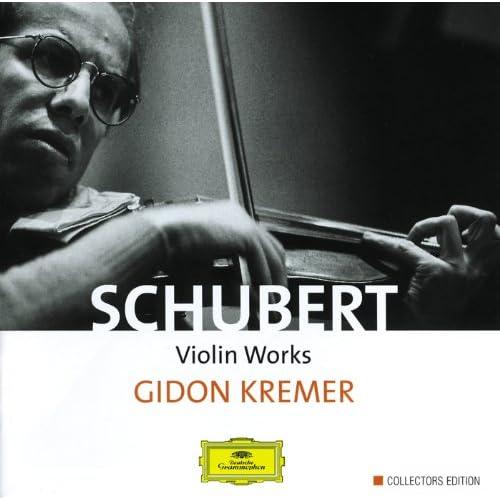 Schubert: Violin Works (4 CD's)