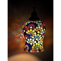 Lalhaveli mosaico decorativo in vetro fatto a mano lampada a sospensione (Illuminazione Decorativa A Sospensione Illuminazione)