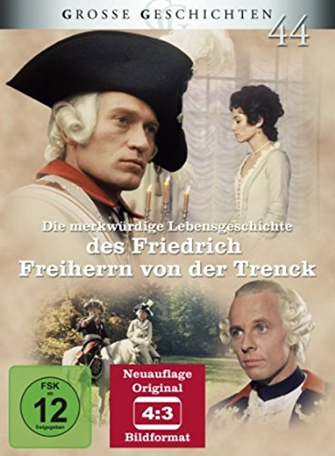 Bild von Die merkwürdige Lebensgeschichte des Friedrich Freiherrn von der Trenck - Grosse Geschichten 44 (4:3 Version - Neuauflage) [3 DVDs]