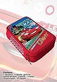 CARS 3 – ASTUCCIO SCUOLA 3 ZIP/CERNIERE – colori GIOTTO 44 PEZZI