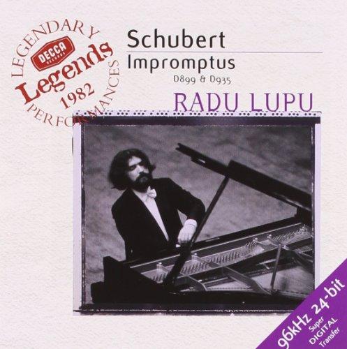 SCHUBERT - Impromptus