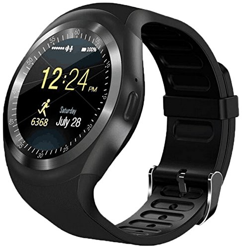 TrendGeek Smart Watch,TG-SW1, Schwarz