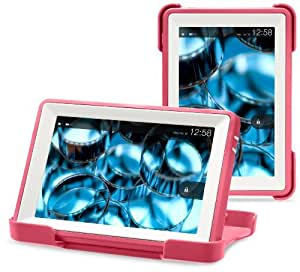 Otterbox Protective Childproof Outdoor Cover for Kindle Fire HD (3rd Generation - 2013 release), Pink/Papaya