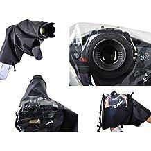 Housse de pluie professionnel pour canon eOS 5D, 5 d 6D mK iI - 10D, 20D, 30D, 40D, 50D, 70D 100D 300D, 350D, 400D, 450D, 500D, 550D, 600D, 650D, 700D, 1000D, veuillez - 1100D 1200D'attention -