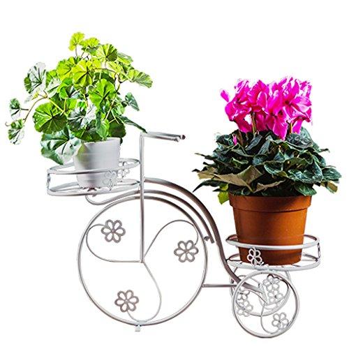 Fioriere da esterno scaffale per piante fiore rack fai da - Porta piante fai da te ...