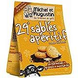 Michel et augustin 29 ptit sales au parmesan et graines de moutarde 120g d - ( Prix Unitaire ) - Envoi Rapide...