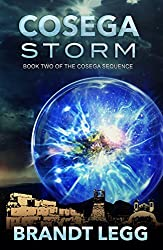 Cosega Storm (The Cosega Sequence Book 2) (English Edition)