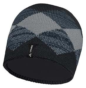Vaude Bonnet rhomb, noir