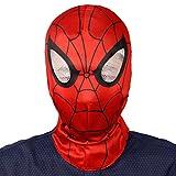 molezu látex Máscara De Halloween Hombre Araña Spider-Man Máscara Halloween y Carnaral de cádiz Animal máscara Terror decoración.