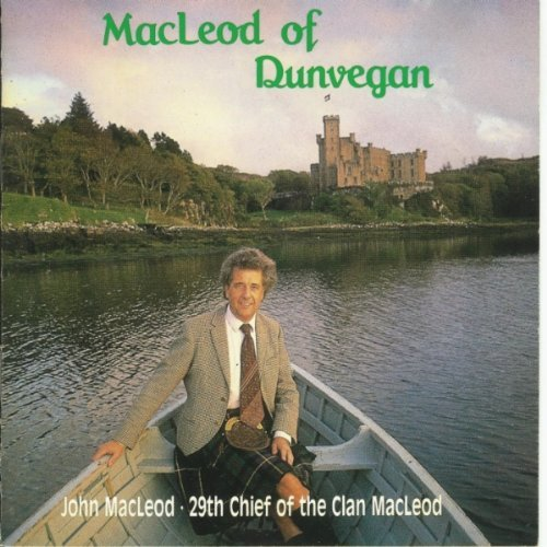 Macleod of Dunvegan by John Macleod (1991-01-01)