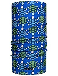 Pañuelo HAD Head Accessoires Kids para niño, Turtle Trip Sky KM (tortugas, azul cielo), talla única, HA120-0200
