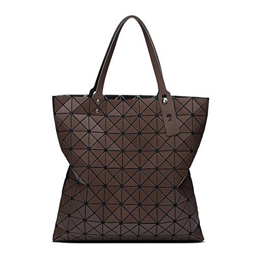 HT Shoulder Bag, Borsa a mano donna Coffee