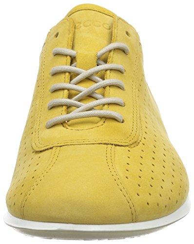 ECCO Touch Sneaker, Scarpe da Ginnastica Donna Giallo(Saffron/Saffron 57745)