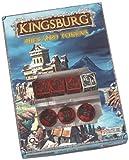 Q-Workshop SKIN04 - Kingsburg Würfelset, rot