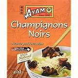 AYAM Champignons Noirs - Lot de 4