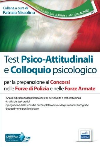 TT2. Test psico-attitudinali e colloquio