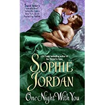 One Night with You by Sophie Jordan (2007-12-26)
