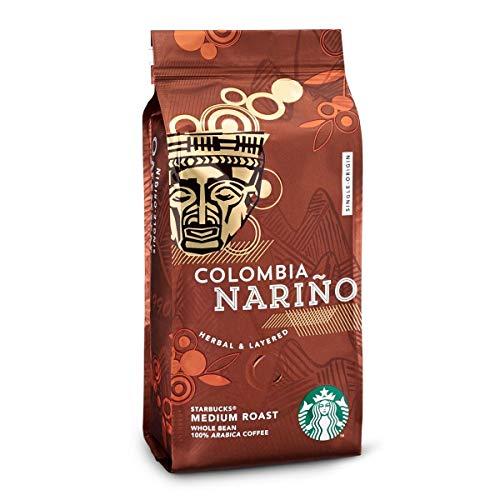 Starbucks Colombia Nariño - Kaffeebohnen 250g - Herbal & Layered -