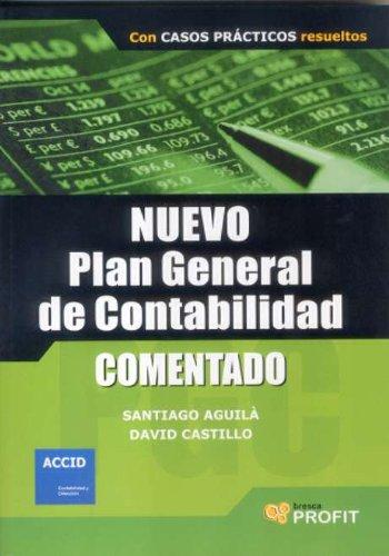 Nuevo PGC comentado: Una introducción práctica por Santiago Aguilà Batllorí