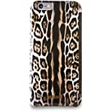 """Just Cavalli JCCI014 - Funda de TPU AntiShock para Apple iPhone 6 4.7"""", diseño de leopard"""