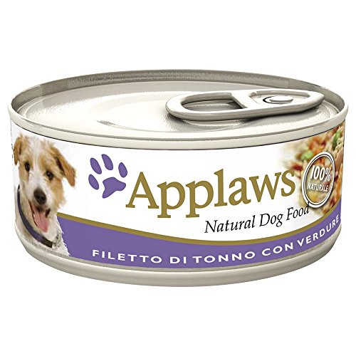 APPLAWS DOG In lattina con tonno e verdure umido cane gr. 156