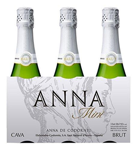 Anna Codorniu - Cava - Pack 3 X 20 Cl