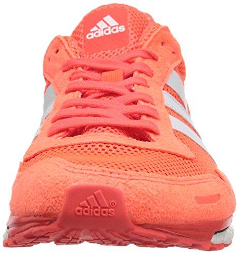 Adidas Adizero Adios 3 M Laufschuh, Solar Rot / schwarz / weiÃ?, 7 M Us Rot