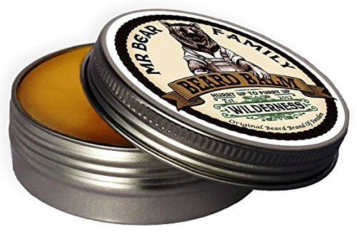 Mr. Bear Family Beard Balm Wilderness, 60 ml