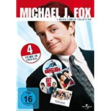 Michael J. Fox - 4 Movie Comedy Collection
