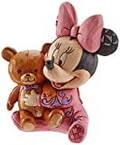 ENESCO Disney Tradition Bed Time Besties (Baby's First Minnie Mouse Figur)