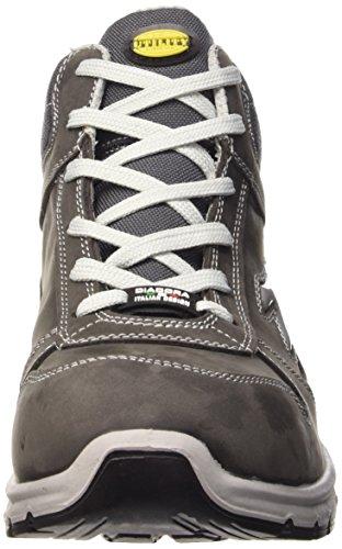 Diadora Run High S3, Chaussures Mixte Adulte Gris (Grigio Castello)