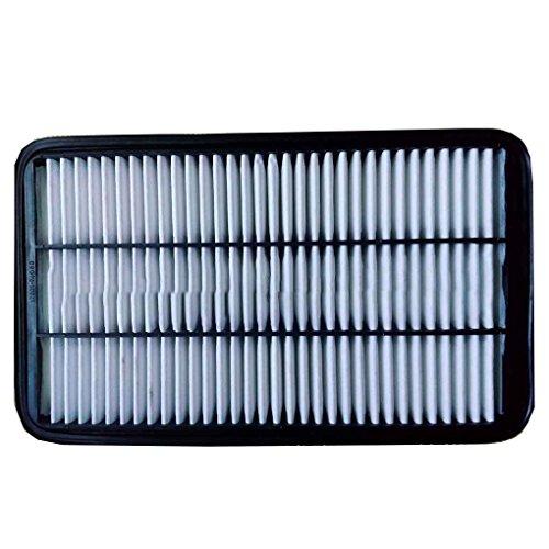 Meisijia Auto-Innenraumluftfilter 17801-74060 Plissee Patrone Luftfilterelementanordnung f¨¹r Toyota