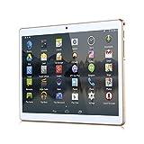 ACEPAD A96 10 Zoll (9.6) Tablet PC 3G (Dual-SIM) 48GB IPS HD 1280x800 Quad Core Android 5.1 WIFI WLAN USB SD (Weiß)