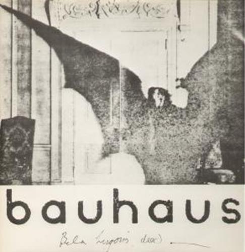 BELA LUGOSI'S DEAD 12' SINGLE UK SMALL WONDER 1979