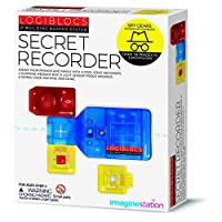 The Great Gadget Emporium A new and excting toy they will love - Small Set of Spy Tech Kit - Make science relatable and fun - A perfect present for Boys and Girls for any occasion