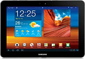 Samsung Galaxy Tab 10.1 P7500 Tablet (25,6 cm (10,1 Zoll) Touchscreen, 3G, 3 MP Kamera, Android 3.1, 16 GB interner Speicher) weiß