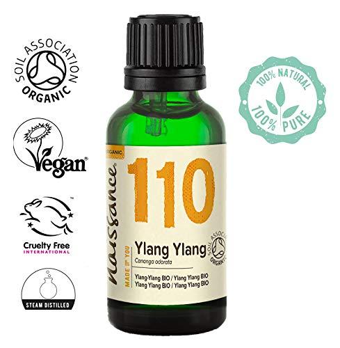 Naissance Huile Essentielle d'Ylang-Ylang Certifiée BIO (n° 110) - 30ml - 100% pure