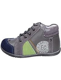 Enrico Coveri Sneaker Bambino Pelle Scamosciata Grigio 6630631c83a