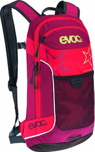 EVOC Kinder Rucksack Joyride, red/ruby, 50 x 27 x 14 cm, 4 Liter, 7014226115