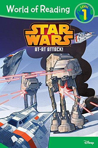 Star Wars: At-At Attack! (World of Reading)