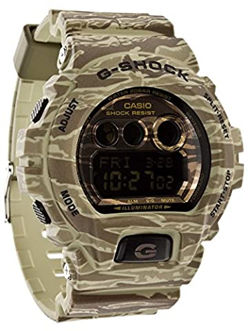 Casio G Shock G-Shock GD-X6900CM-5ER Uhr Watch Montre Camo Pack limited Edition