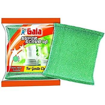 Gala Super Scrub Scrubber (Green)
